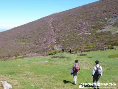 Senderismo Segovia - Macizo de la Buitrera; batuecas sierra de francia